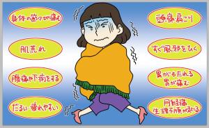 自律神経_冷え
